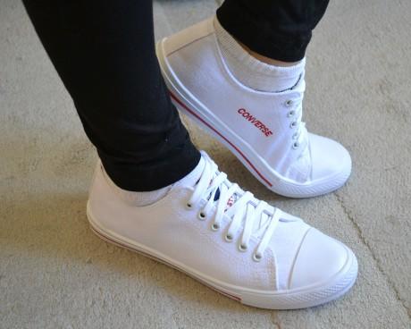 f6a4080bf379 Štýlová obuv - Fotoalbum - Converse tenisky - nízke